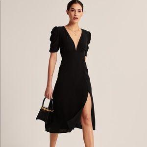 Abercrombie midi dress size M - NWT